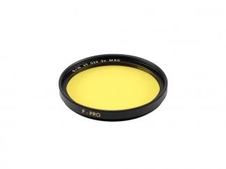 B+W MRC Filter Gelb E49
