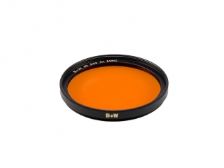 B+W MRC Filter Orange E49
