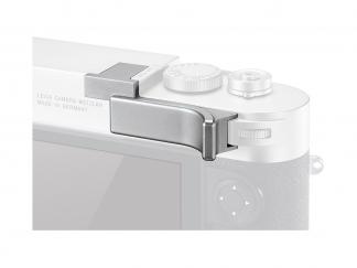 Daumenstütze für Leica M10, silber