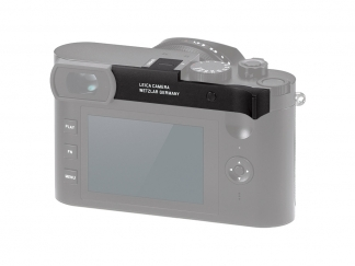Daumenstütze für Leica Q2, schwarz