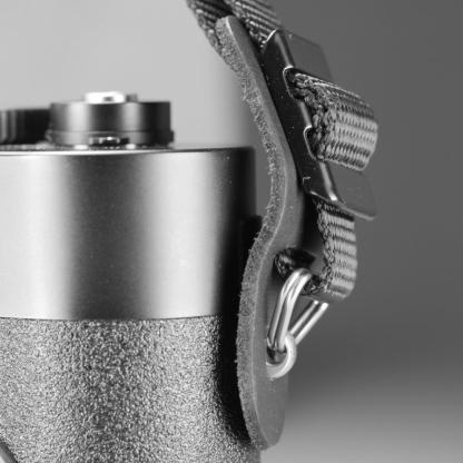 EDDYCAM 35mm Anthrazit-Weiß, Kontrastnaht
