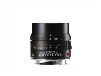 LEICA APO-Summicron-M 2,0/50mm ASPH. schwarz