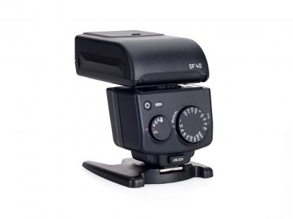 Leica Blitzgerät SF 40 schwarz
