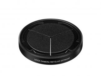 LEICA D-LUX (109) Auto Objektivdeckel, schwarz