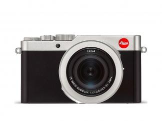 Leica D-Lux 7, silbern eloxiert