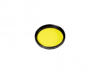 LEICA Gelbfilter E49, schwarz