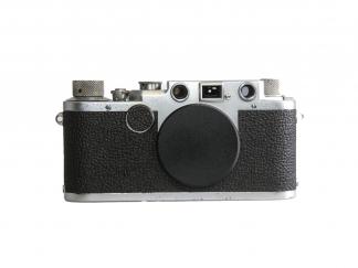 Leica IIc chrom