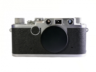 "Leica IIf chrom ""Rote Kontaktzahlen"""