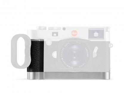 Leica M10 Handgriff silber
