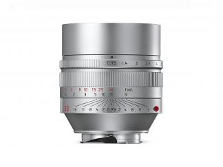 LEICA Noctilux-M 0,95/50mm ASPH. silbern