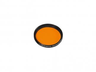 LEICA Orangefilter E49, schwarz