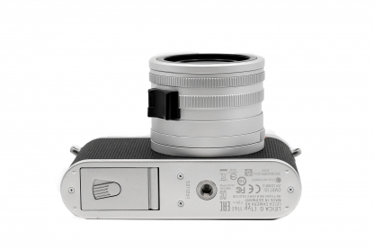 LEICA Q (Typ 116), silber, inkl. OVP und Thumbs UP