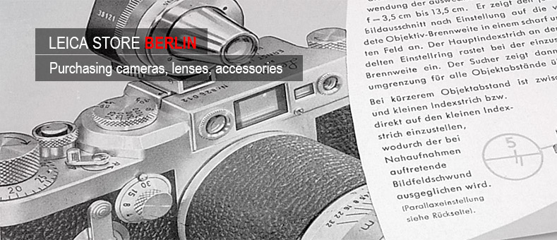 Condition rating / Rarities @ Leica Store Berlin