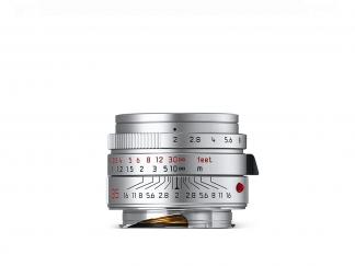 LEICA Summicron-M 2,0/35mm ASPH. silbern