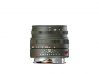 "LEICA Summicron-M 2,0/50mm ""Safari"""
