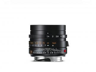 LEICA Summilux-M 1,4/35mm ASPH. schwarz