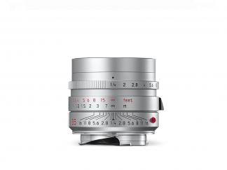LEICA Summilux-M 1,4/35mm ASPH. silbern