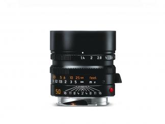 LEICA Summilux-M 1,4/50mm ASPH. schwarz
