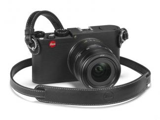 Leica Tragriemen mit Schutzlasche für M - und X - Kameras, schwarz