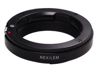 Novoflex Adapter NEX/LEM