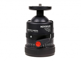 "Novoflex ""MEISTER CAMERA"" Stativkopf ClassicBall 3 II"