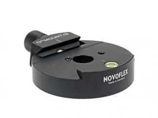 Novoflex Q=MOUNT Schnellkupplungsbasis