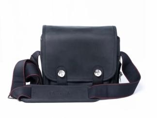 Oberwerth Leica Q vegetabil gegerbt Leder schwarz