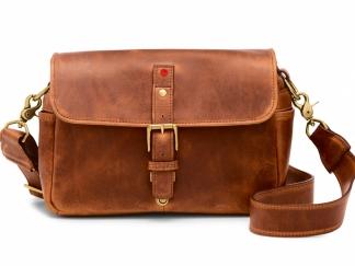 Systemtasche ONA für Leica, The Bowery, Leder, antik cognac