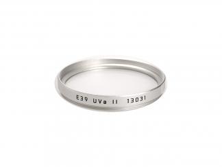 LEICA Filter UVa II E39, silbern